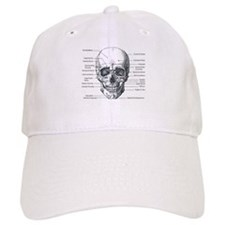 Skull Forward Baseball Cap