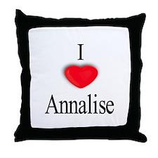 Annalise Throw Pillow