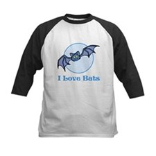 I Love Bats, Cartoon Tee