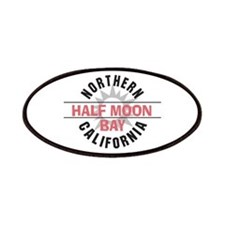 Half Moon Bay California Patches
