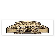Selmer Bumper Bumper Sticker