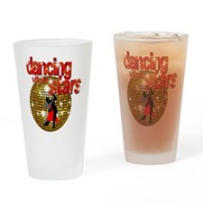 Dancing with the Stars Disco Drinking Glass