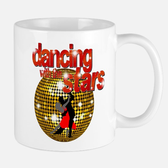 Dancing with the Stars Disco Mug