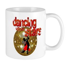 Dancing with the Stars Disco Small Mug
