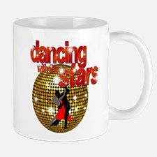 Dancing with the Stars Disco Small Mugs