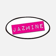 Jazmine Punchtape Patches