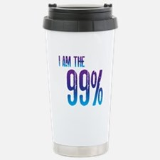 I Am The 99% Stainless Steel Travel Mug