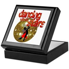 Dancing with the Stars Disco Keepsake Box