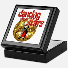 Dancing with the Stars Disco Keepsake Box