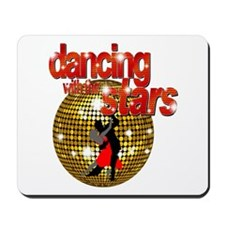 Dancing with the Stars Disco Mousepad