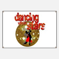 Dancing with the Stars Disco Banner