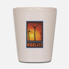 Warless Wind Power Shot Glass