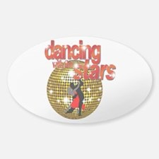 Dancing with the Stars Disco Decal