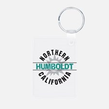 Humboldt California Keychains