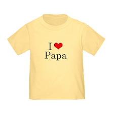 I Love Papa T