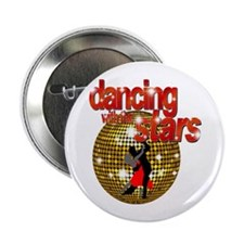 "Dancing with the Stars Disco 2.25"" Button"