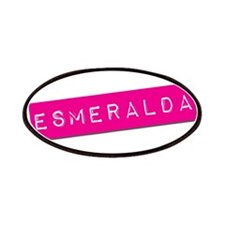 Esmeralda Punchtape Patches
