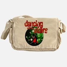 Dancing with the Stars Green Messenger Bag