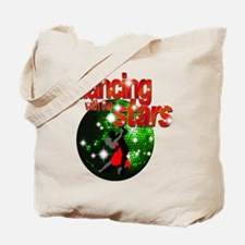 Dancing with the Stars Green Tote Bag