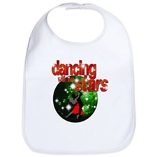 Dancing with the Stars Green Bib