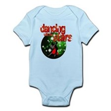 Dancing with the Stars Green Infant Bodysuit