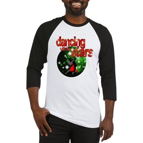 Dancing with the Stars Green Baseball Jersey