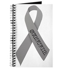 Gray Ribbon 'Survivor' Journal