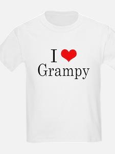 I Love Grampy T-Shirt