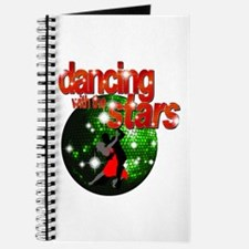 Dancing with the Stars Green Journal