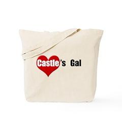 Castle's Gal Tote Bag