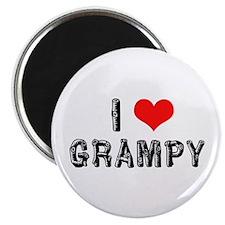 I Love Grampy -2- Magnet
