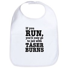 If you Run, You'll Only Go To Jail With Taser Burn
