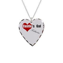Personalizable Castle's Gal Necklace