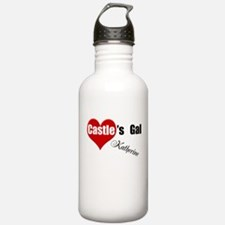 Personalizable Castle's Gal Water Bottle