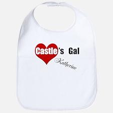 Personalizable Castle's Gal Bib