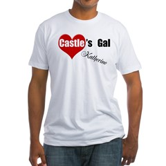 Personalizable Castle's Gal Shirt