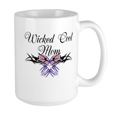 Wicked Cool Mom Mug