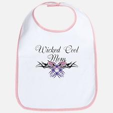 Wicked Cool Mom Bib