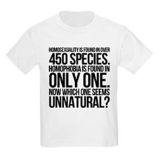 Homosexuality In 450 Species T-Shirt