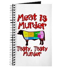 Meat is Murder. Tasty, Tasty Murder. Journal
