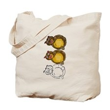 Bear-ly sketched Tote Bag