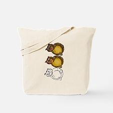 Bear-ly sketched Tote Bag