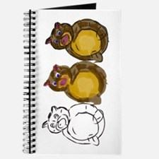 Bear-ly sketched Journal