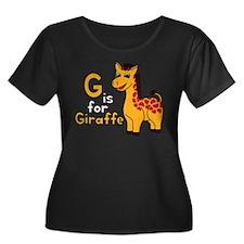 G is for Giraffe T