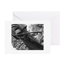 Louis Armstrong Greeting Cards (Pk of 10)