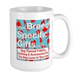 Breed Specific Gifts T-Shirt Large Mug
