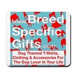 Breed Specific Gifts T-Shirt Mousepad