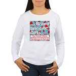 Breed Specific Gifts T-Shirt Women's Long Sleeve T