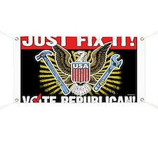 Just Fix It! Banner