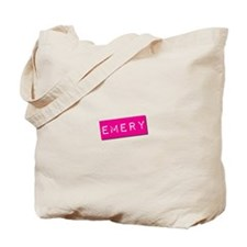 Emery Punchtape Tote Bag